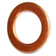 Copper Washers - Pack of 10